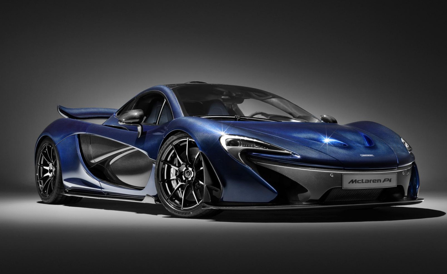 McLaren P1 Custom 4