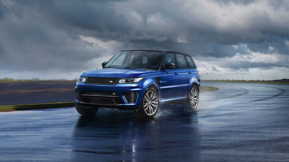 Ultimate Sleeper Car - Land Rover Range Rover