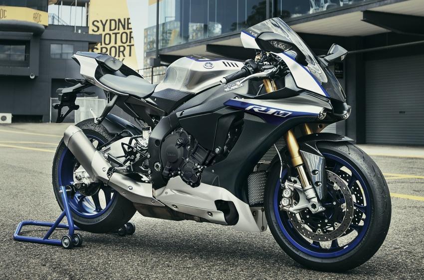 Yamaha R1 M News 5