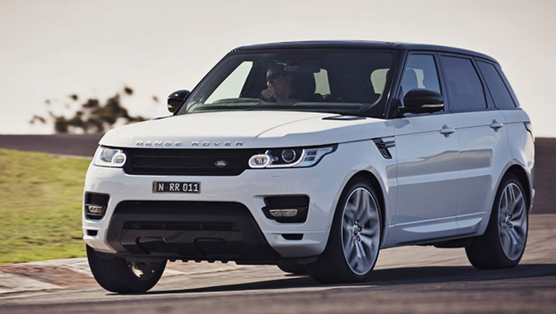 Facelift Cars - Range Rover Sport