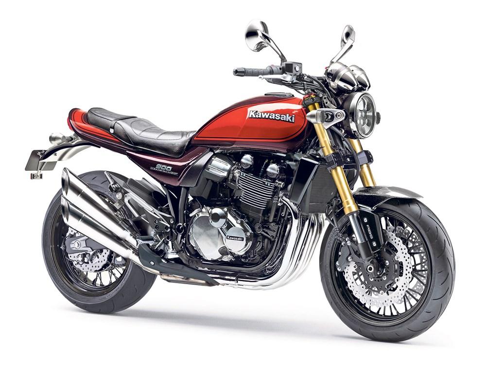 z900rs Kawasaki 1