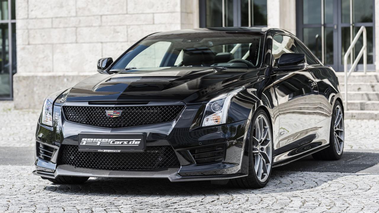 Cadillac ATS-V Performance Upgrades