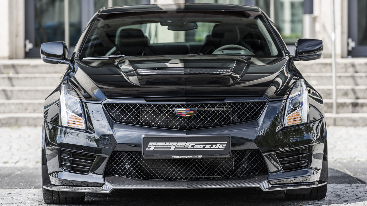 Cadillac ATS-V Performance Upgrades 2