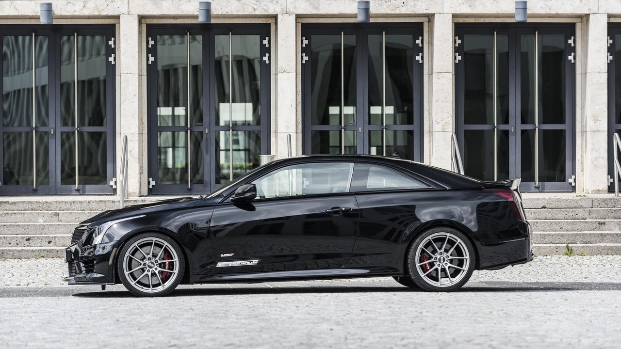 Cadillac ATS-V Performance Upgrades 7