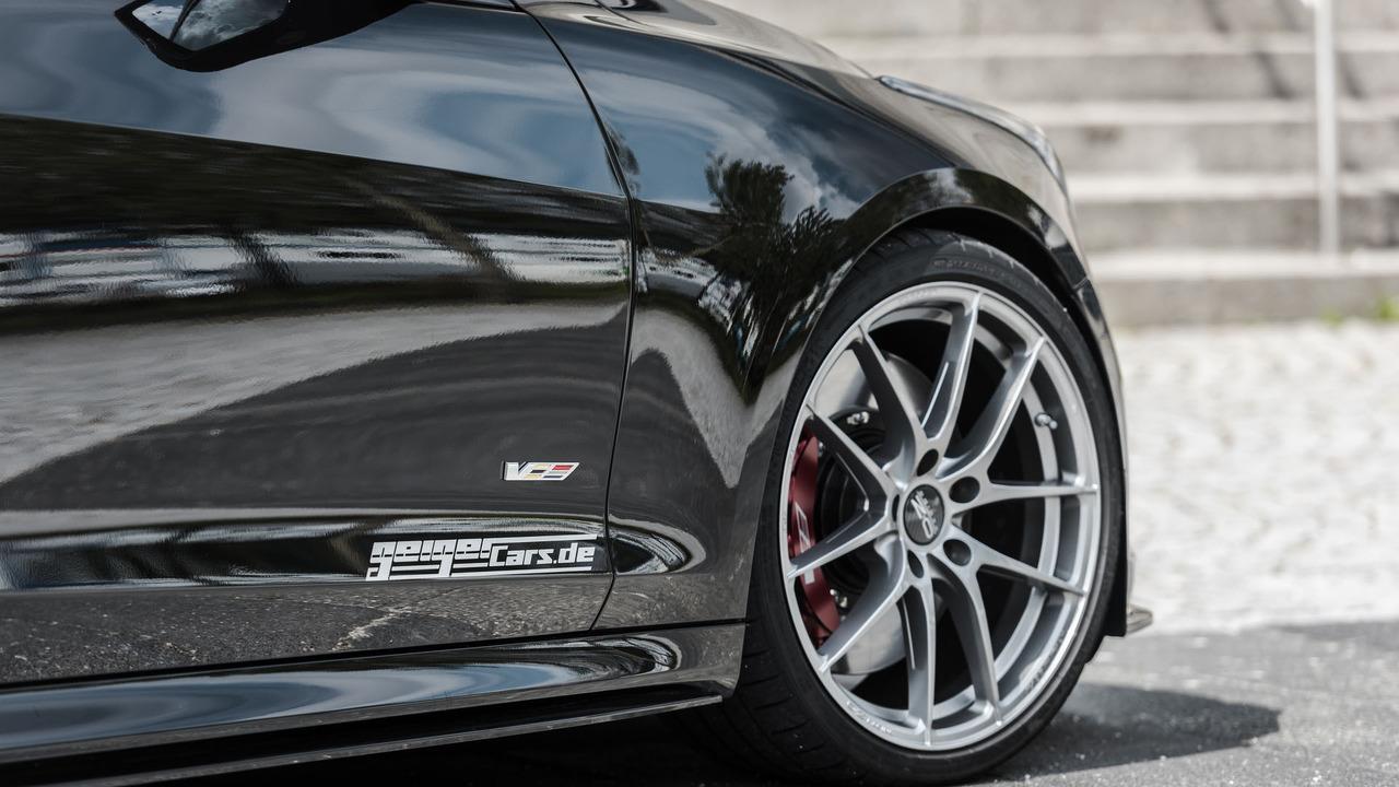 Cadillac ATS-V Performance Upgrades 6