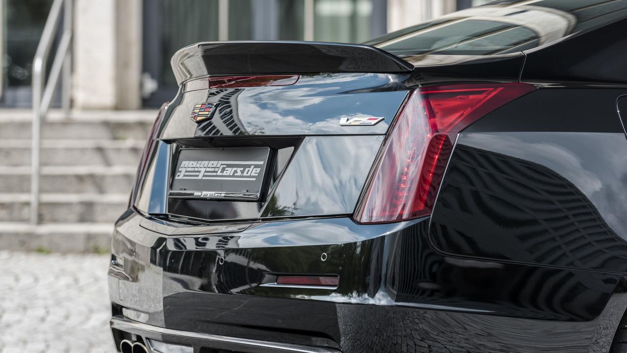 Cadillac ATS-V Performance Upgrades 5