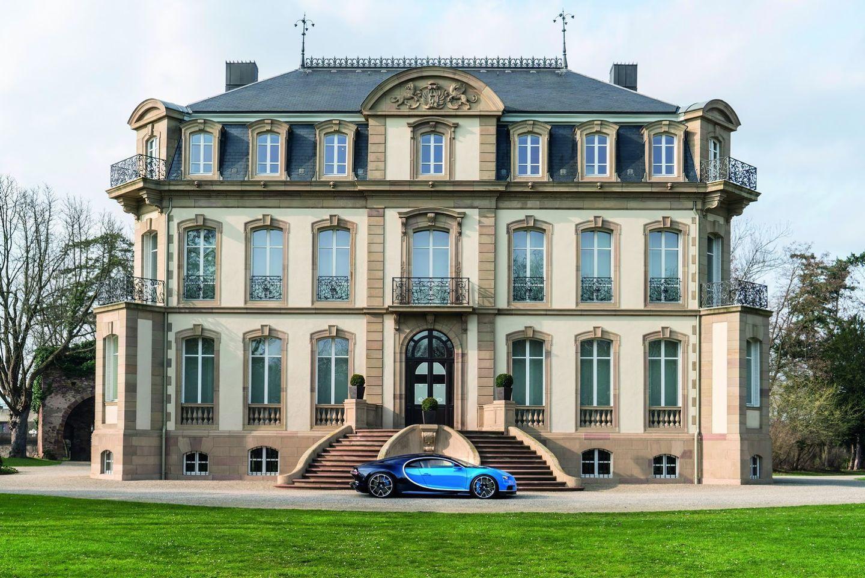 Bugatti Chiron Facts - Exclusive