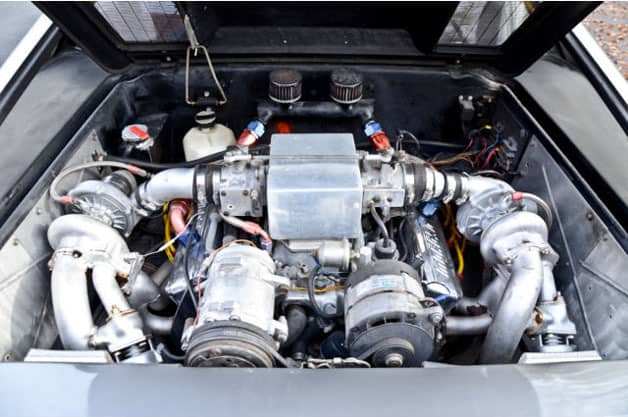 Best Engine Swaps - Delorean Buick Swap