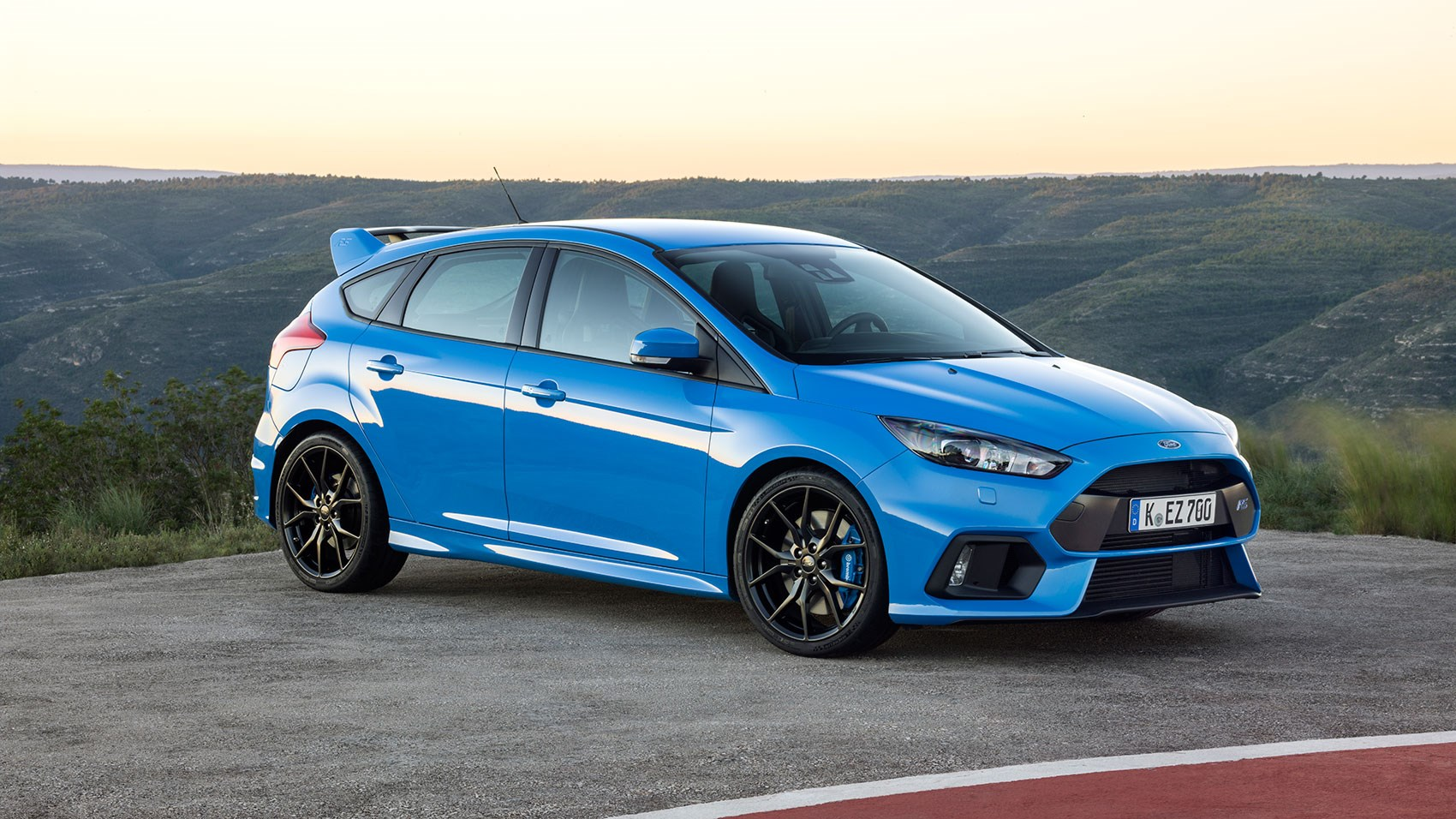 Ultimate Sleeper Car - Ford Focus RS