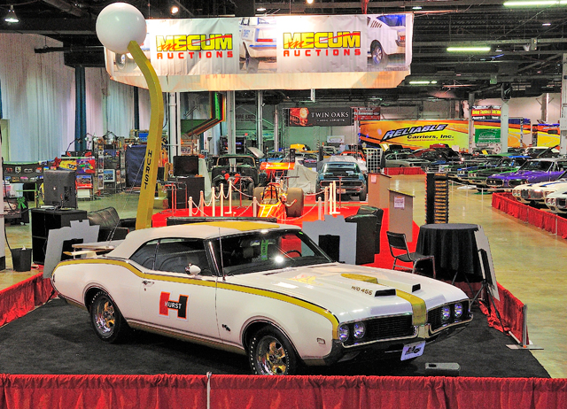 Convertible Muscle Cars 1