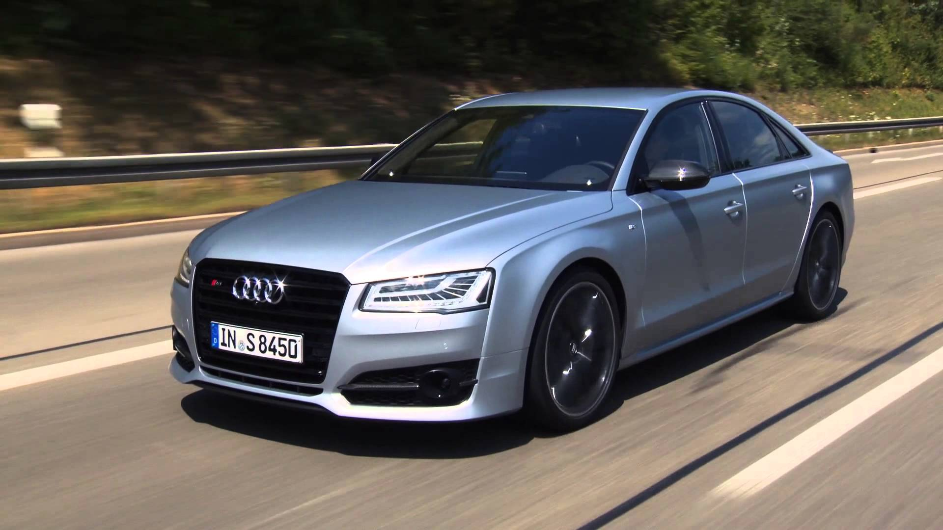 Ultimate Sleeper Car - Audi S8 Plus