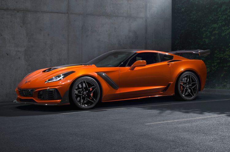 fastest american car - Chevrolet Corvette