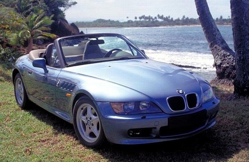 Affordable Bond Cars - BMW Z3