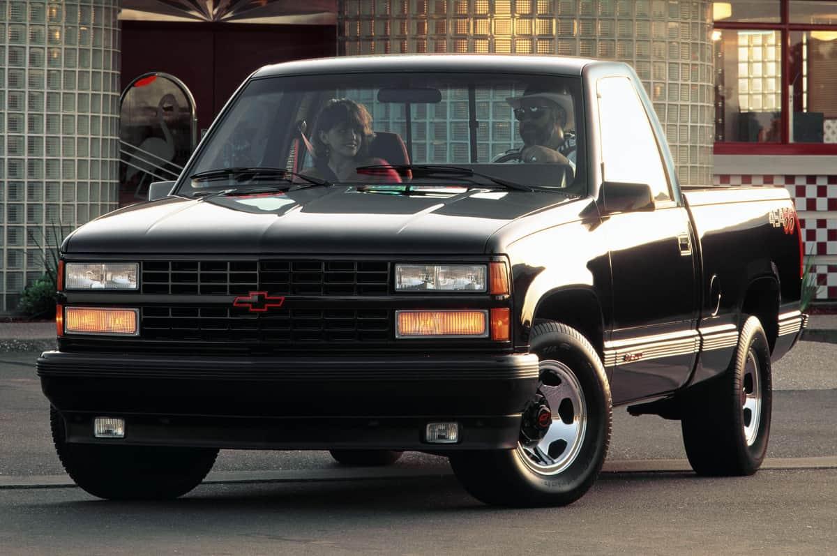 top ten pickup trucks - Chevrolet 454 SS