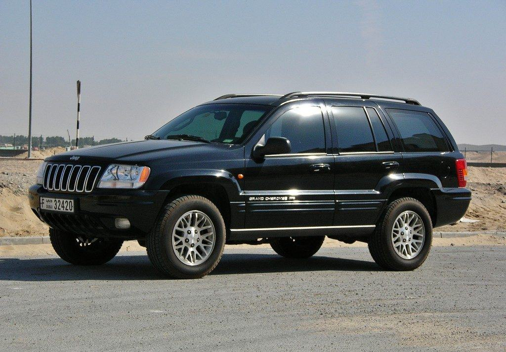 5-Cylinder Engine - 2002-jeep-grand-cherokee-limited