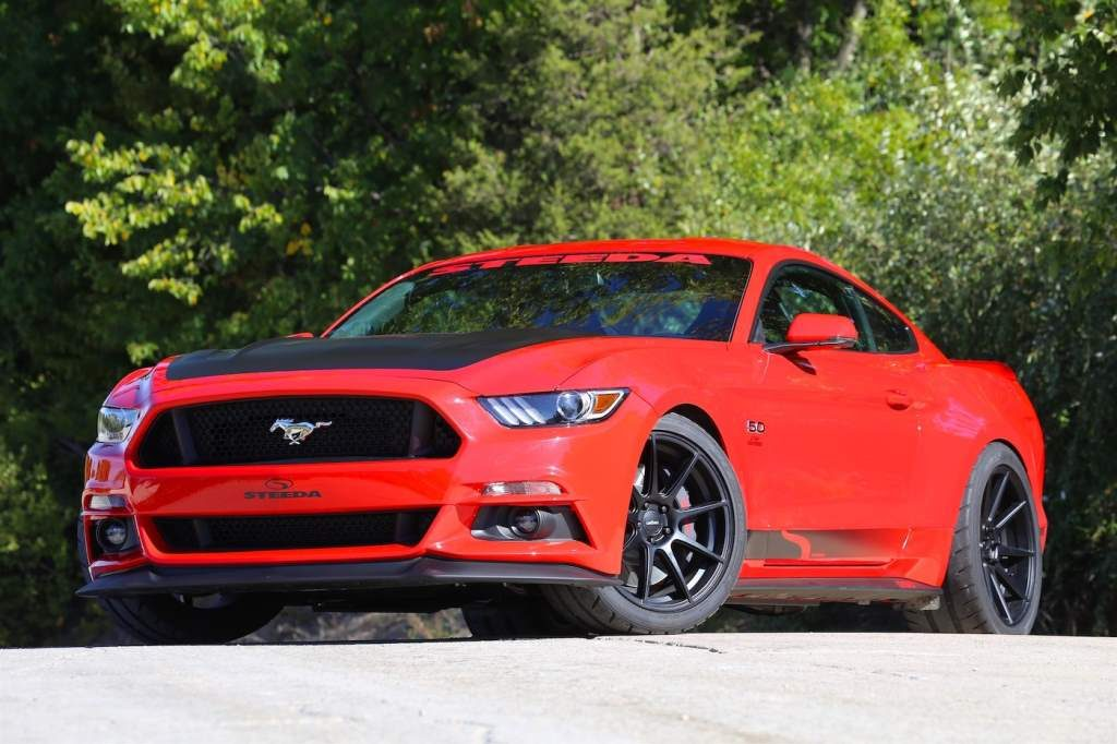Steeda Q750 Streetfighter Mustang Front 3/4 Driver's Side