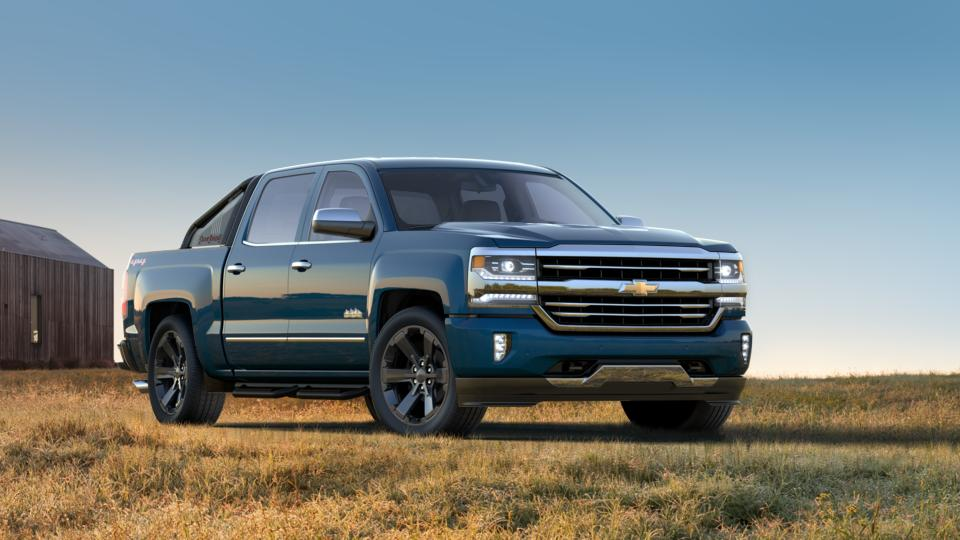 most expensive truck - 2017_chevrolet_silverado
