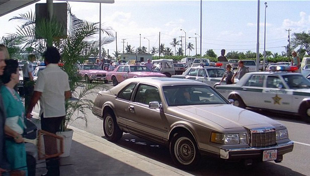 Affordable Bond Cars - Lincoln Mark VIII LSC