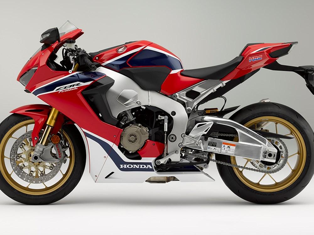 Honda CBR1000RR SP1 &SP2 2