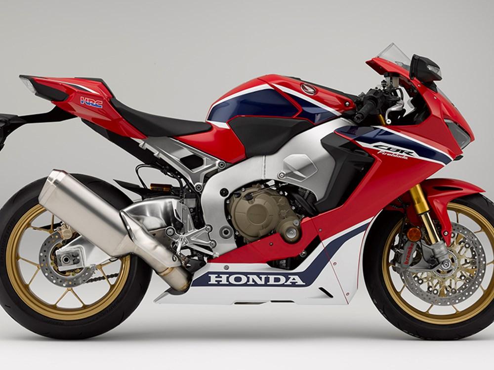 Honda CBR1000RR SP1 &SP2 1