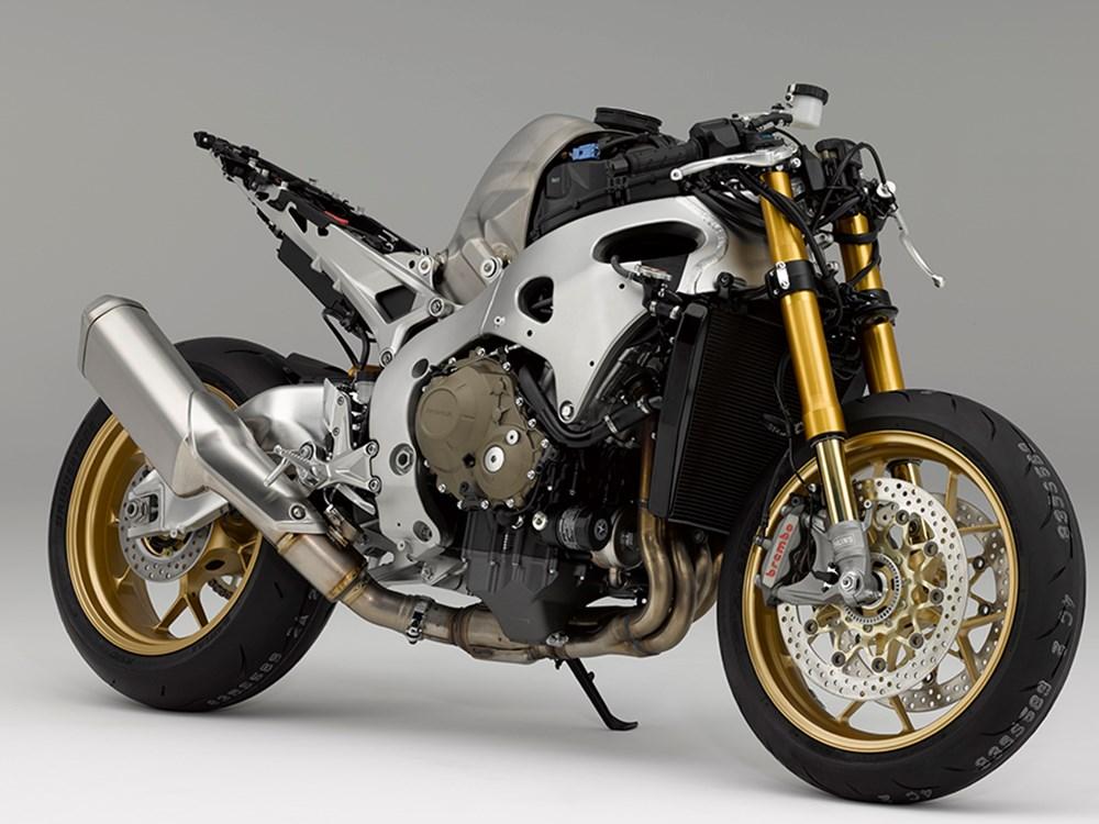 Honda CBR1000RR SP1 &SP2 4