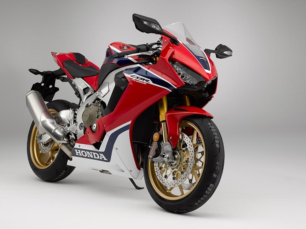 Honda CBR1000RR SP1 &SP2 8