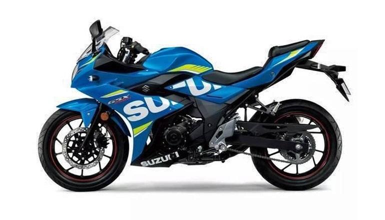 Suzuki GSX-R250 & Suzuki V Strom 250 1