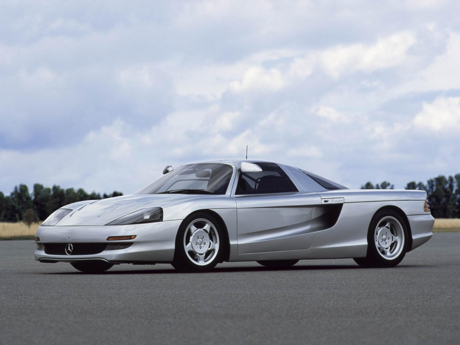 The Wedge Car - mercedes_benz-c112