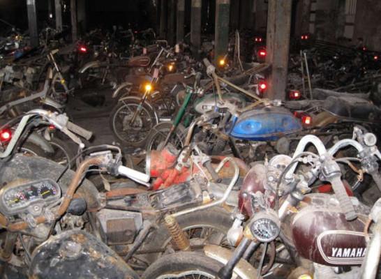 New York Motorcycle Graveyard 5