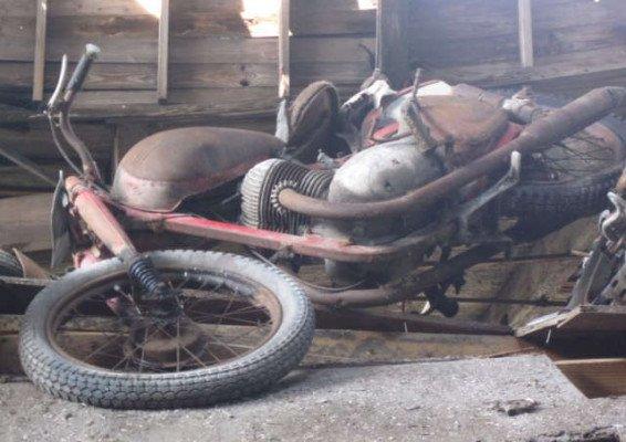 New York Motorcycle Graveyard 16