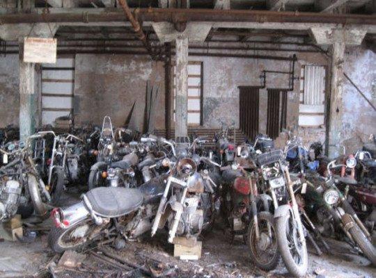 New York Motorcycle Graveyard 15