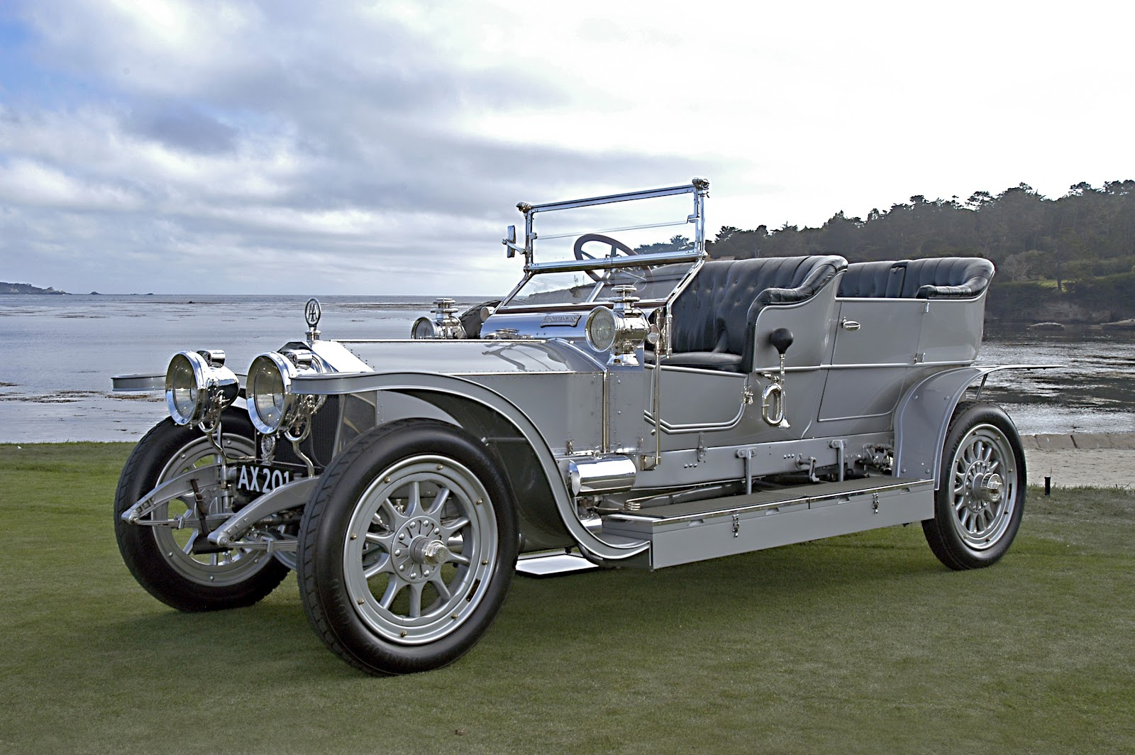 Concept Cars - Rolls Royce Silver Ghost