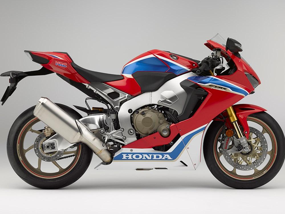 2017 Honda CBR1000RR SP2 1