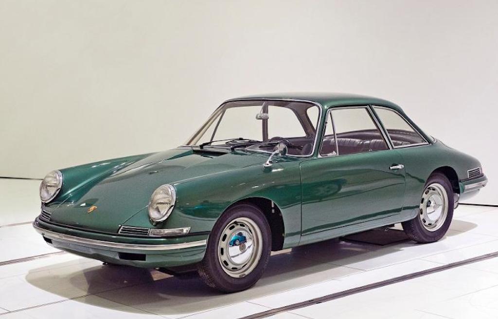Concept Cars - Porsche 695