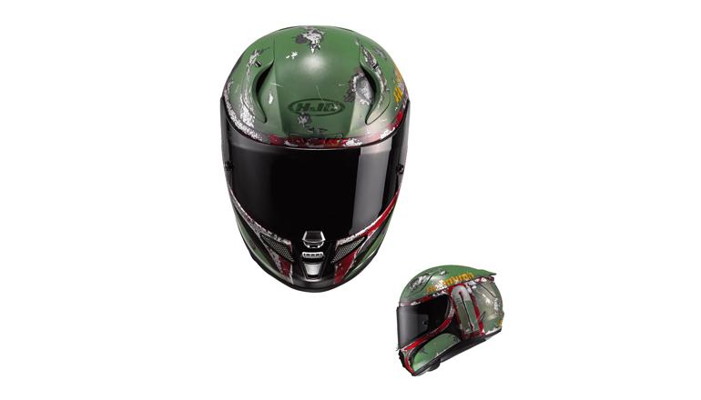 HJC Star Wars Helmets - HJC Boba Fett Helmet