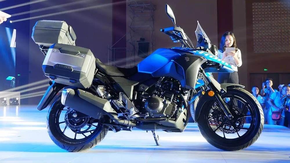 Suzuki GSX-R250 & Suzuki V Strom 250 10