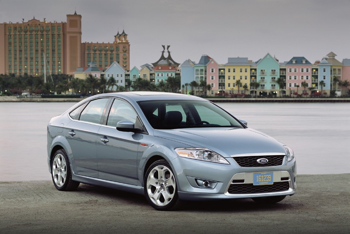 Affordable Bond Cars - ford-mondeo
