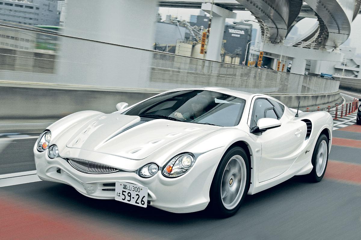 Ugly Supercars - Mitsuoka Orochi