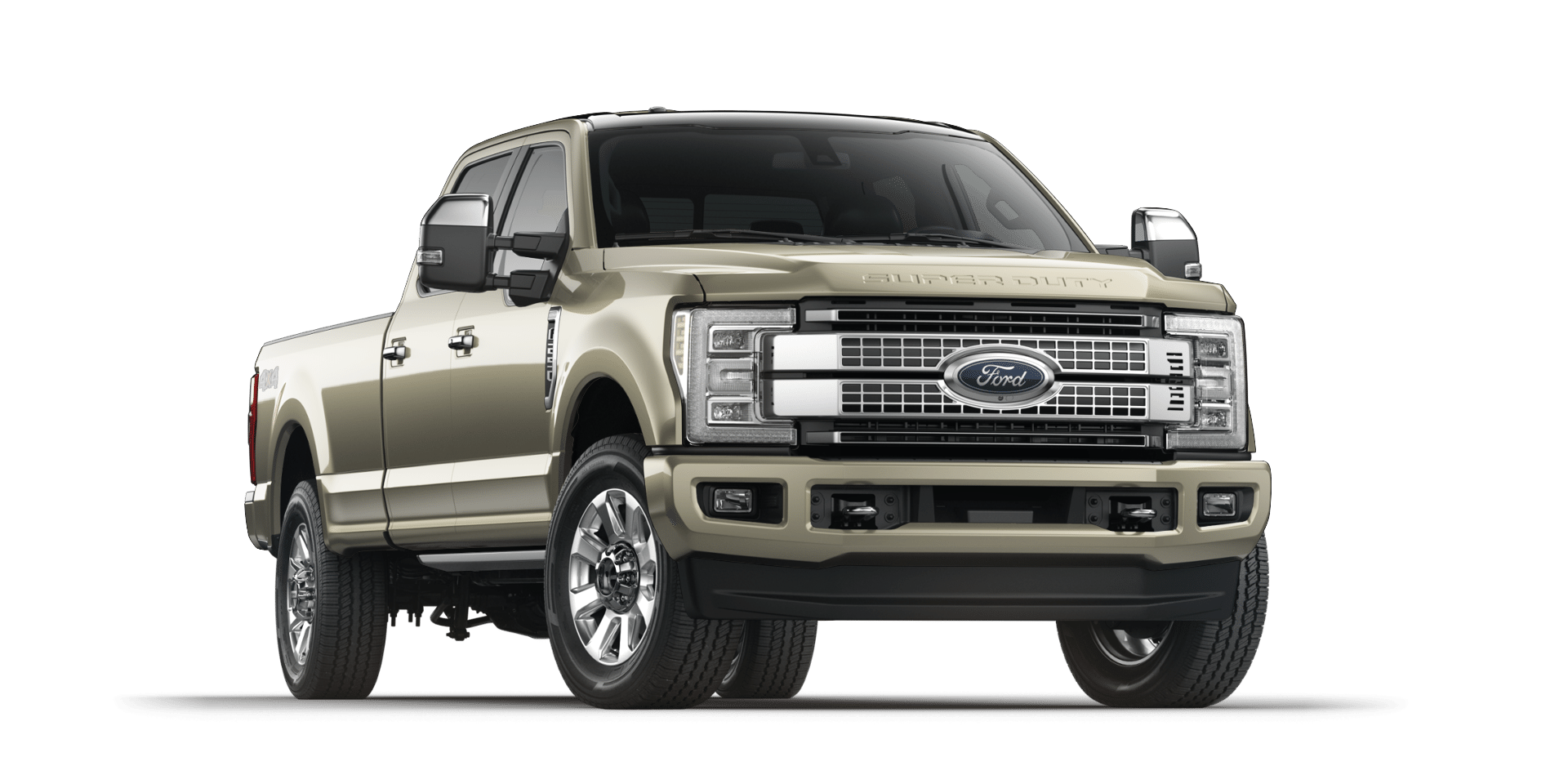 most expensive truck - f-250-platinum