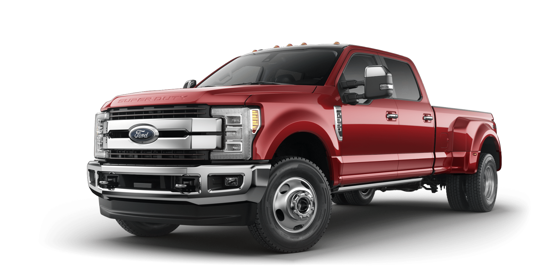 most expensive truck - f-350-kr