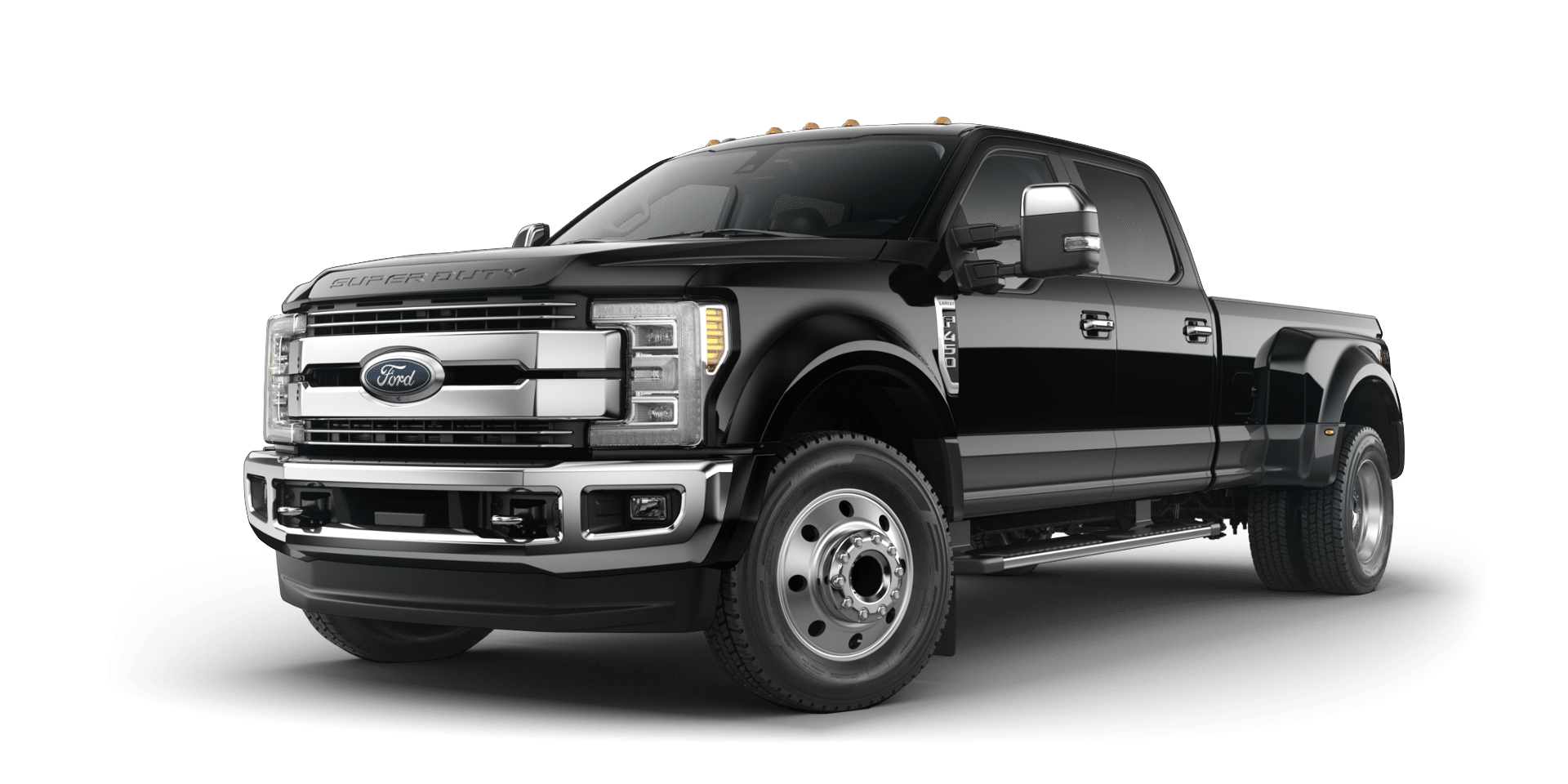 most expensive truck - f-450-lariat
