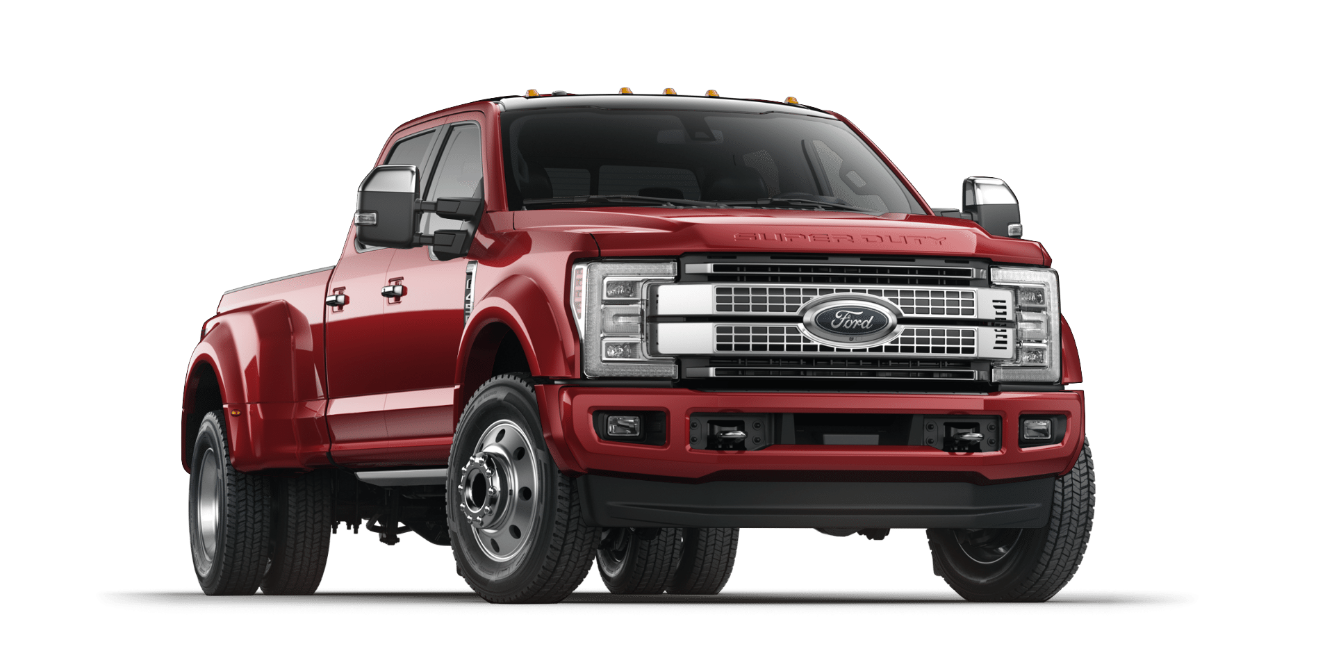 most expensive truck - f-450-platinum