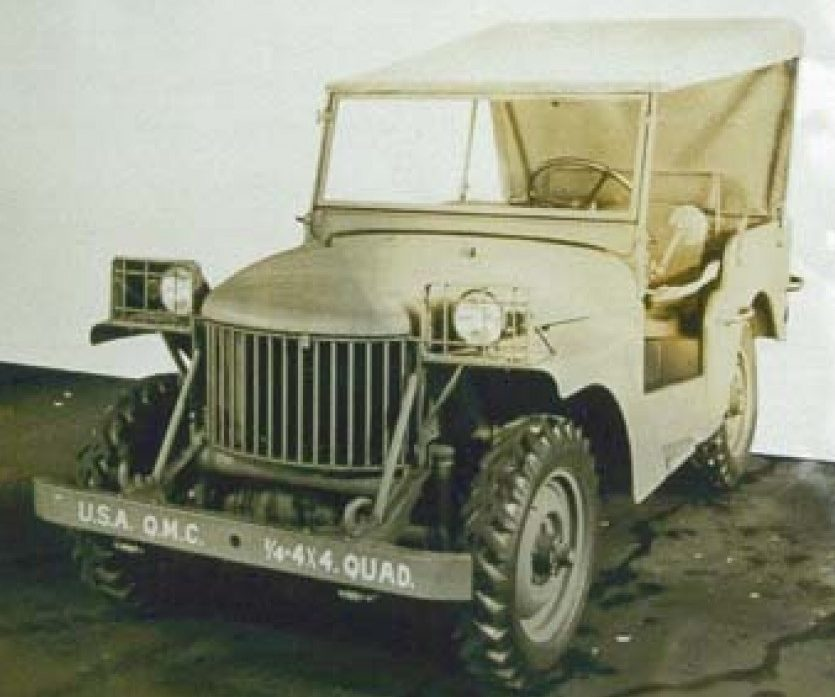 Concept Cars - Jeep Willys Quad