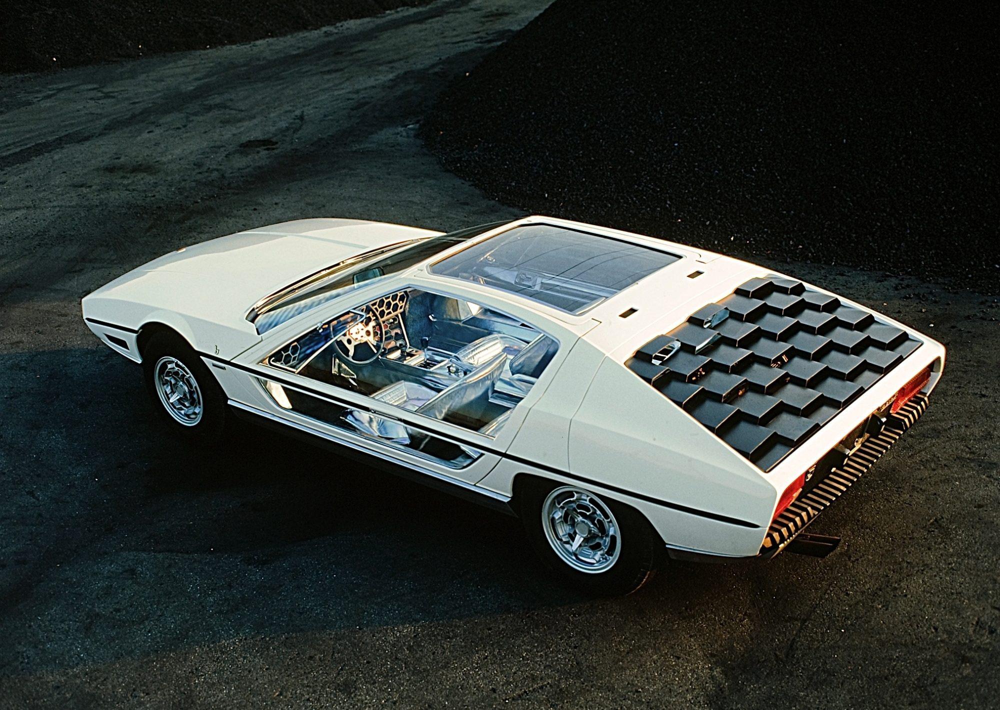 Concept Cars - Lamborghini Marzal