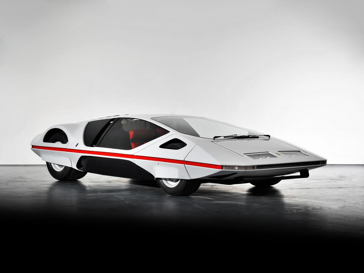 The Wedge Car - Modulo