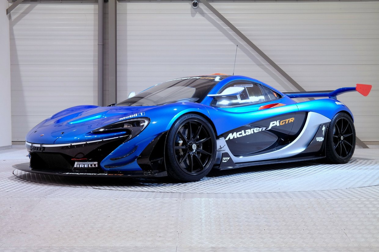 how much is a mclaren p1 - 2