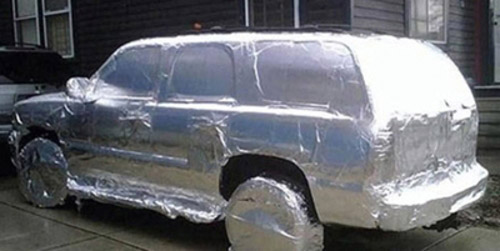 Pranks To Do On Cars Parked By Idiots 15