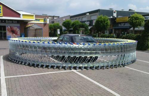 Pranks To Do On Cars Parked By Idiots 6