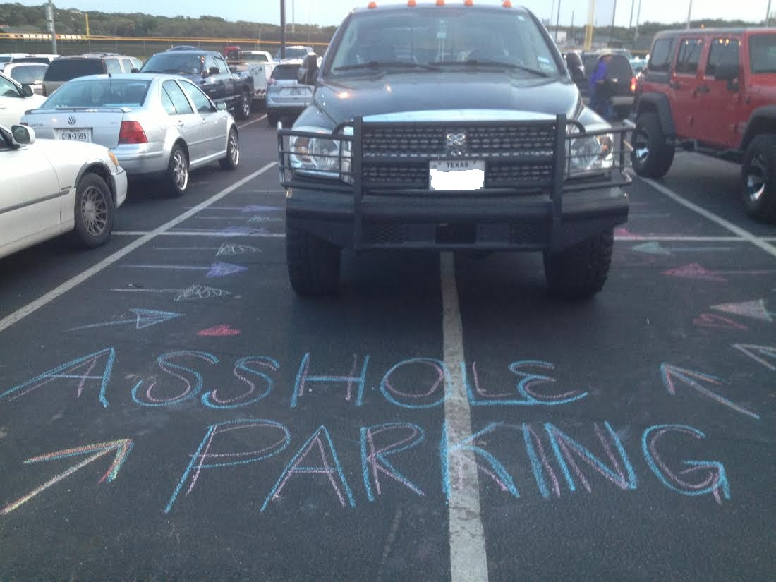 Pranks To Do On Cars Parked By Idiots 9