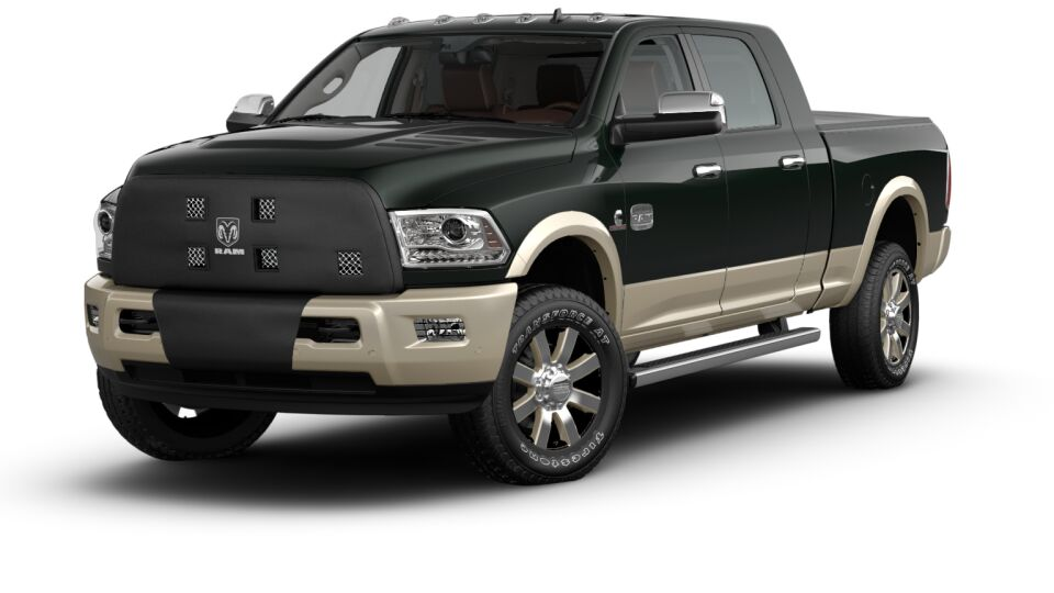 most expensive truck - ram2500-ll